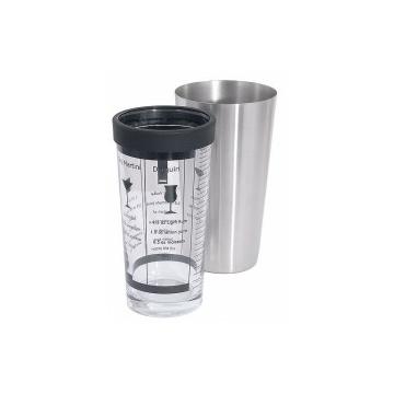 Boston koktél shaker, 0,4 L
