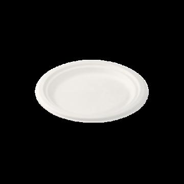 Komposztálható Cukornád tányér 175mm