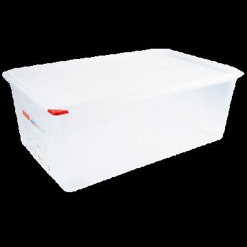 Színkódos GN 1/1 ételszállító doboz 28 L