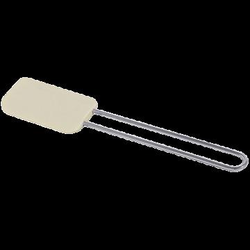 Hőálló spatula gumi fejjel 32 cm
