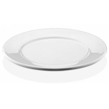 Törhetetlen lapos tányér,polikarbonátból, 25 cm