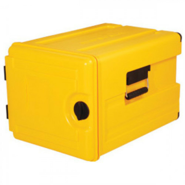 AVA Thermodoboz GN 1/1, 52 L, 400, sárga