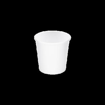 Papírpohár 100ml FEHÉR (63mm)