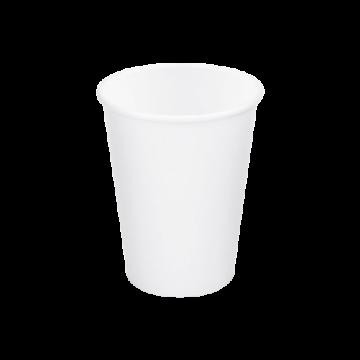 Papírpohár 350ml FEHÉR (90mm)