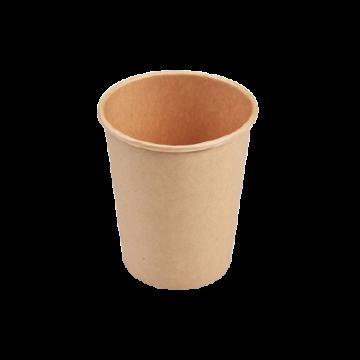 Papírpohár 200ml KRAFT (80mm)