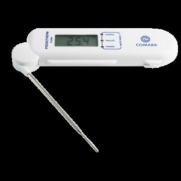 HACCP teszt hőmérő