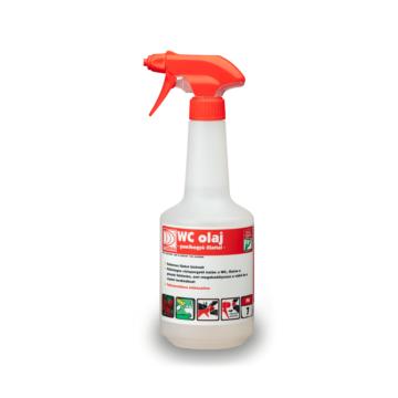 WC olaj Gumibogyó illattal 0,75 l