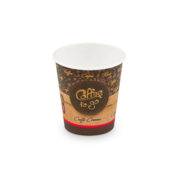 Papírpohár 180ml Coffe to go (73mm)
