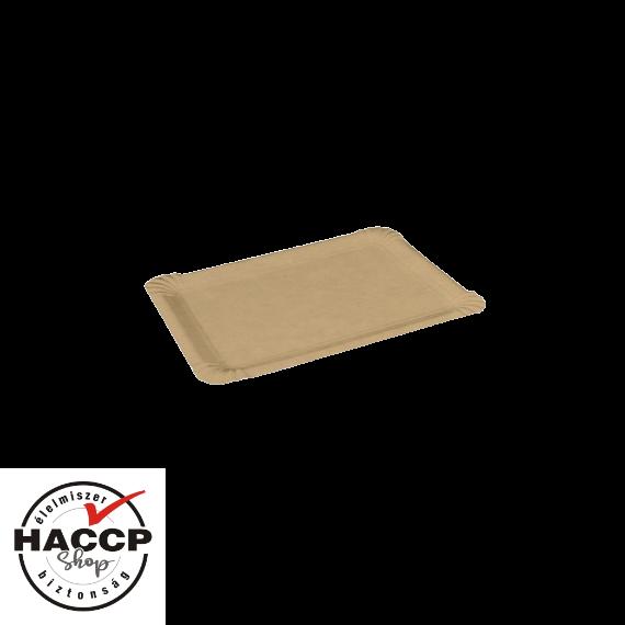 Papírtálca kicsi (100x160mm) BARNA