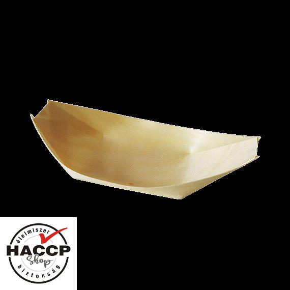 Street Food csónak FA 180x105mm