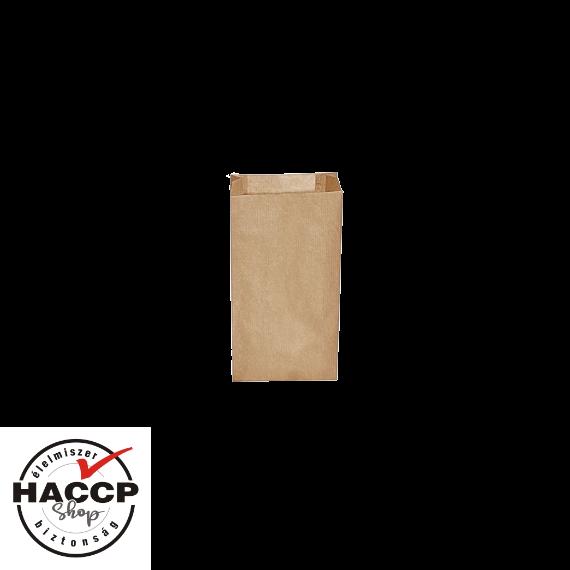 Papírzacskó sütőipari 0,5 kg barna
