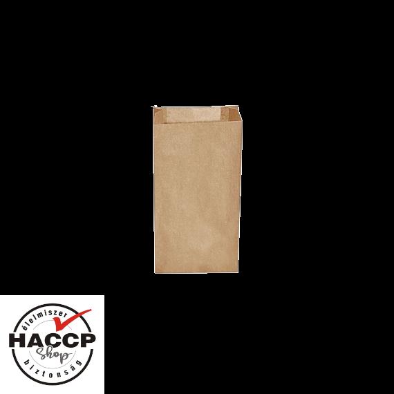Papírzacskó sütőipari 1 kg barna