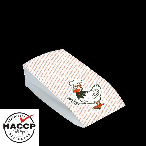 Papírzacskó csirkés MAXI