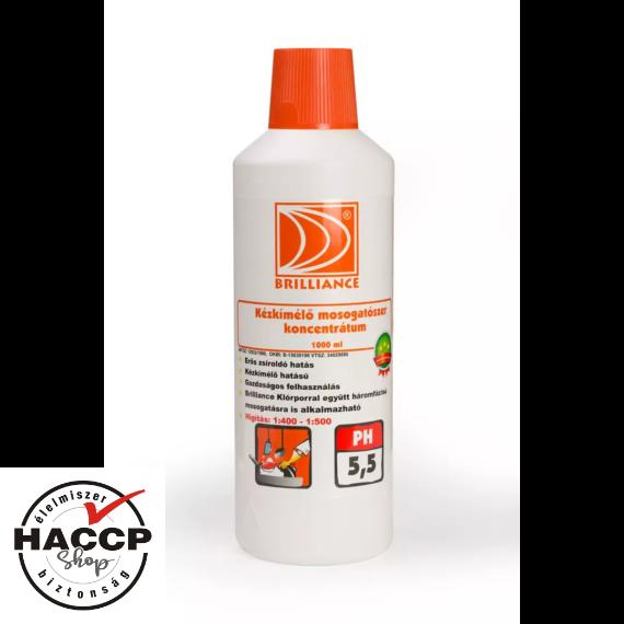 Kézkímélő mosogatószer koncentrátum 1 l