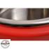 Kép 5/7 - Műanyagfalú ételszállító badella piros 48 L