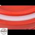 Kép 4/7 - Műanyagfalú ételszállító badella piros 15 L