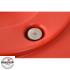 Kép 6/7 - Műanyagfalú ételszállító badella piros 48 L