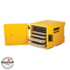 Kép 2/2 - AVA Thermodoboz GN 2/1, 180 L, 600x2, sárga