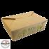 Kép 1/3 - Komposztálható elviteles doboz barna kraft papír 1500 ml