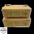 Kép 2/3 - Komposztálható elviteles doboz barna kraft papír 1500 ml